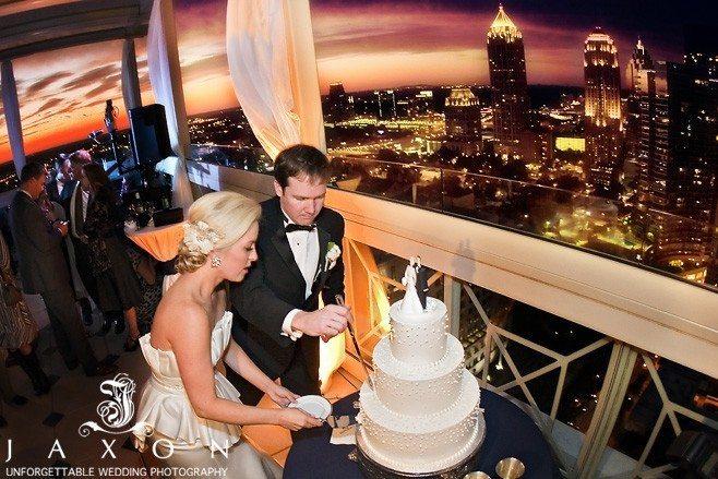 Peachtree Club Wedding Ceremony & Reception