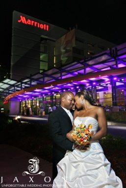 Atlanta Marriott Buckhead Wedding | Rachelle and Marcus
