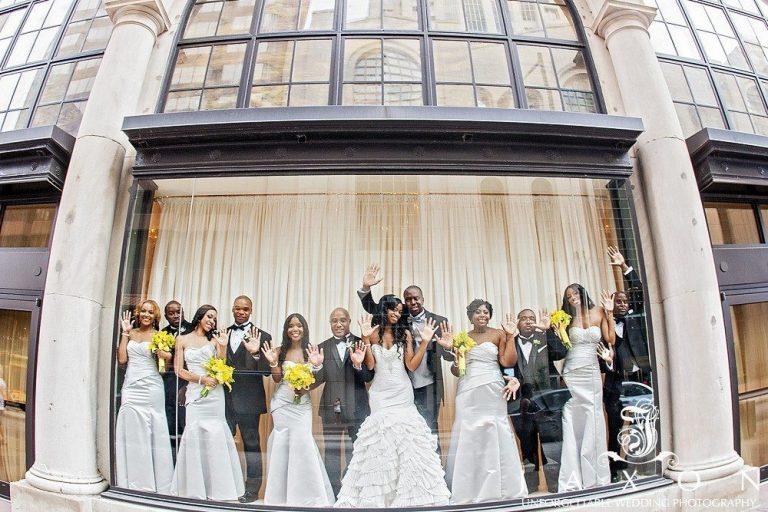 200 Peachtree Atlanta Wedding   Cherie & Chris