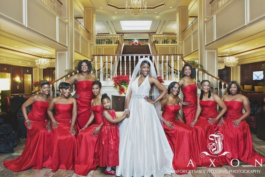 Tabernacle Baptist Church & River Room  Wedding Augusta