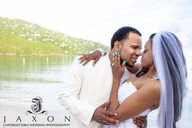 St. Thomas USVI destination wedding | Shamika and Jeremy