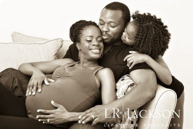 Maternity and Family Portrait Session| Mj'Nae & Walter