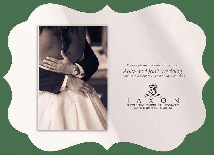 Anita & Jon | Four Seasons Atlanta Wedding