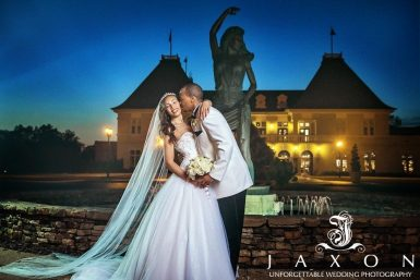 Château Élan Wedding | LaKimberly & Demetrius