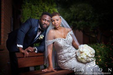 Treneva & Tosin's Mason Fine Art Wedding