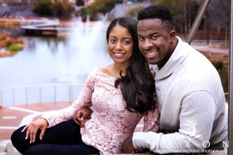 Read more about the article Old Fourth Ward Park Engagement | Zuri and Corbin