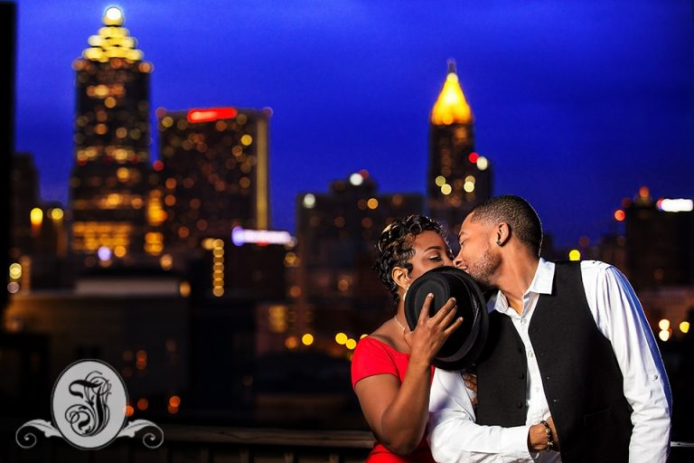 Read more about the article Atlanta Woodruff Park Engagement