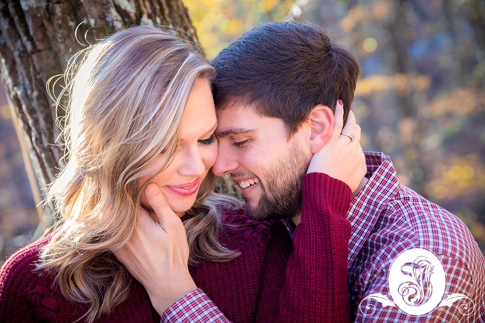 You are currently viewing Amicalola Falls Engagement