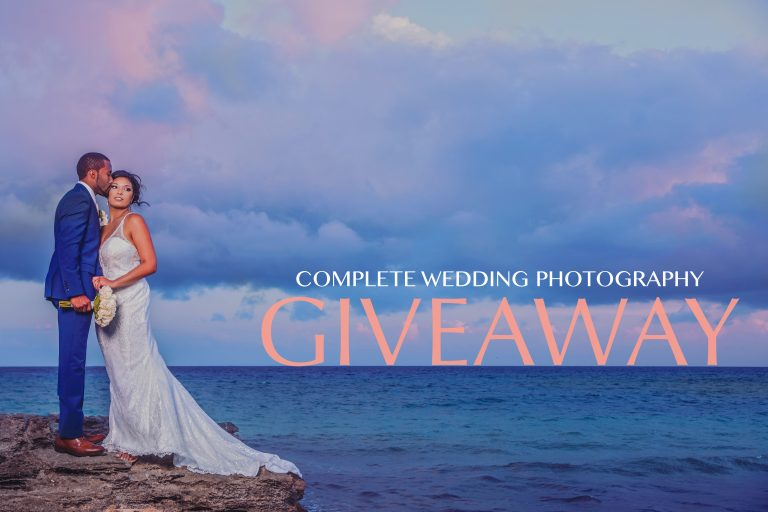 Read more about the article Complete Wedding Photography Package Giveaway